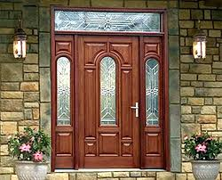 therma tru fiberglass doors entry exterior french reviews painting
