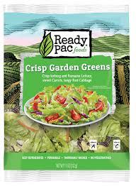 garden greens. Crisp Garden Greens Salad Blend D
