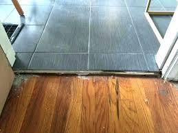 laminate flooring transition piece floor transition installing a transition strip floor transition