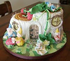 Gnome Harvest Viragos Sugar Projects Pinterest Cake