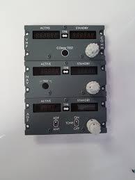 boeing 737 radio set