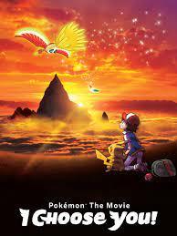 Watch Pokémon the Movie: I Choose You!
