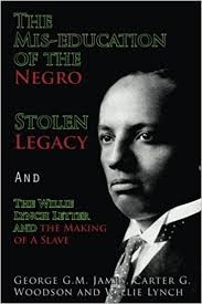 william lynch letter the mis education of the negro stolen legacy and the willie lynch