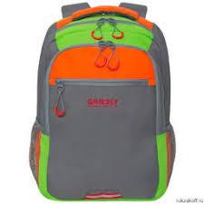 Купить большой <b>рюкзак</b> серого цвета в интернет магазине ...