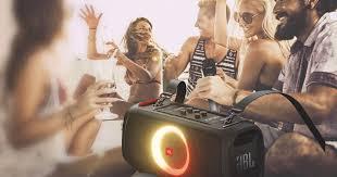 JBL's <b>new headphones</b> and <b>Bluetooth</b> speakers add battery life and ...