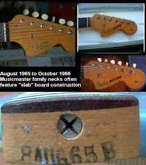 vintage guitars collector fender collecting vintage guitars some fender experts speculate that the slab board necks were leftovers from 1962 jaguars this is not correct as the dot spacing peghead shape