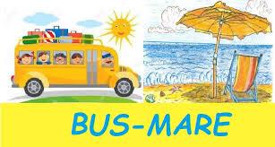 Risultati immagini per bus mare