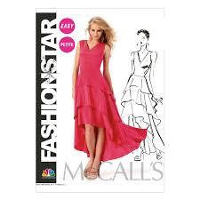 Mc Calls Patterns Cool Misses'Miss Petite Dress448448484848 Pattern JOANN