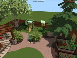 3D Garden Design Awesome Inspiration