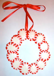 Christmas Decorations Using Candy Canes 60 DIY Christmas Crafts using Candy Canes and Peppermints DIY 48
