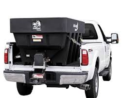 Salt Spreaders | Wagner Truck Equipment | Snowplows, Truck Beds ...