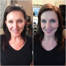 makeupover before and after photo