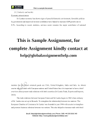 business plan for a company assignment sample 26