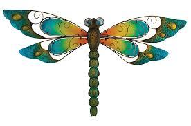 amazon regal art gift dragonfly wall decor 29 inch blue garden outdoor on outdoor metal dragonfly wall art with amazon regal art gift dragonfly wall decor 29 inch blue