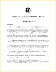 Sample Proposal Letter Rent Receipt Document