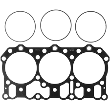 Clevite mahle 54831 cylinder head gasket mack e7 engines late model with flat fire rings jegs
