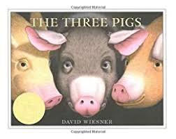 the three pigs caldecott honor book by wiesner david