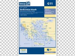 Free Sea Charts Download Ionian Islands Nautical Chart Admiralty Chart Map Png