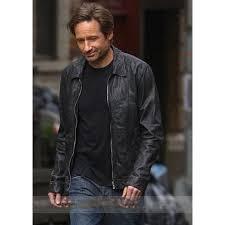 hank moody leather jacket season 5 biker leather jacket men men leather jacket