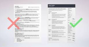 Makeup Artist Resume Templates Free Or Project Manager Resume Sample