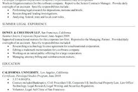 Legal Resume Templates Best Law Internship Resume Hr Intern Resume Legal Intern Resume Samples