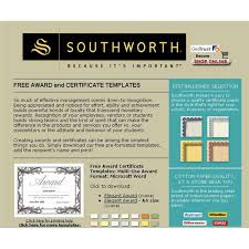 Make An Award Certificate Online Free Find A Free Microsoft Word Certificate Template