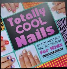 Totally Cool Nails Book Review -