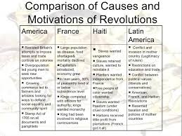 Compare American And French Revolution Venn Diagram French Vs Haitian Revolution Essay Mistyhamel