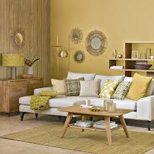 40 Stunning Yellow Living Room Decor Decoration Channel Impressive Yellow Living Rooms Interior