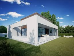 Backyard Design Terace White Sofa Stylish House Design
