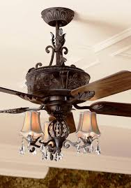 aesthetic ceiling fan chandelier light kit