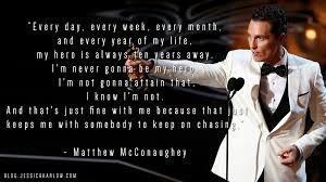 Famous Matthew Mcconaughey Quotes