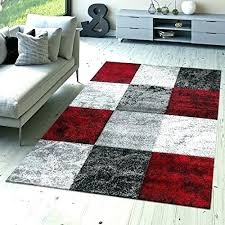 red black and grey area rugs red black and grey rugs abstract contemporary red black white