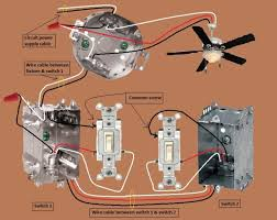 wiring diagram 3 way switch power to light wiring diagram and hernes 3 way switch installation circuit style 2