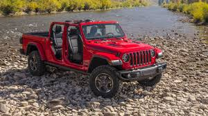 Could the 2020 Jeep Gladiator Be the Best Pickup Ever? | Outside Online