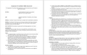 Agreement Template - Kleo.beachfix.co
