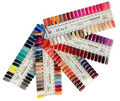 Ibd Just Gel Colour Chart Ibd Just Gel Polish Advanced Wear Salon Nail Tip Color