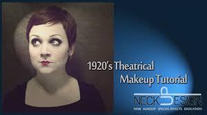 1920s makeup photo 1