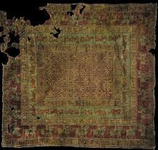 the pazyryk carpet oldest carpet ever found siberia ca 5th century bc hermitage museum