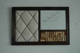 How To Make A Magnetic Memo Board Wine Corkboard Magnetic Whiteboard French Memo Board Wall 16