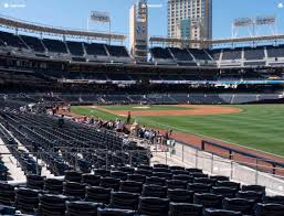Padres Seating Chart Petco Park Section 121 Seat Views Seatgeek