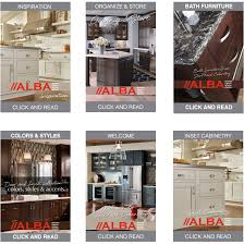 Free Catalog Alba Kitchen Design Center Kitchen Cabinets Nj