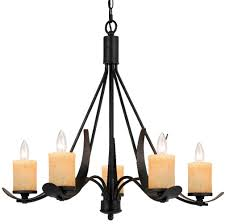 morelis blacksmith iron chandelier glass shades 5 lights 28 wx25 h