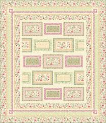 FREE PATTERN: Ariel | Ariel, Patterns and Free pattern & Ariel Quilt | Free quilt pattern from Quilting Treasures Adamdwight.com