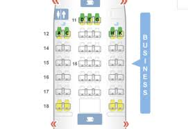 Cathay Pacific 773 Seating Chart Review Cathay Pacific 777 300 Business Class Dps Hkg
