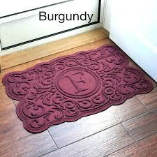 custom made outdoor rugs new monogram outdoor rug door mat inserts personalized outdoor mats monogram doormat waterproof entry rugs x custom outdoor mats