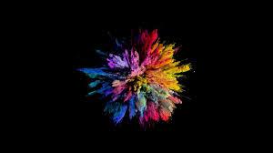 Apple Color Explosion 4K Wallpaper ...
