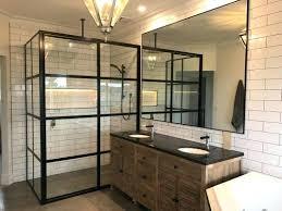 frameless pivot bifold shower enclosure door glass screen panel hardware melbourne custom frosted screens bathrooms pretty black