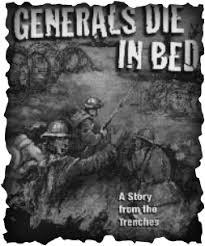 generals die in bed essay melton secondary college year 12 generals die in bed