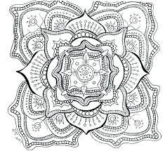 Mandala Coloring Sheets Free Printable Mandala Coloring Pages For